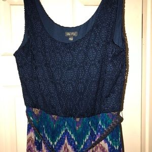 Lily Rose Dresses - Tank top summer dress